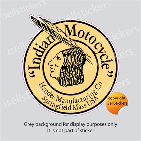 Sticker Indian Motorcycle indian motorcycle decals window bumper stickers