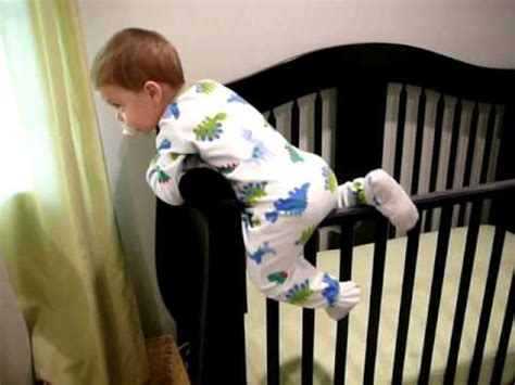 Baby Climb Out Of Crib by Will Climbing Out Of Crib