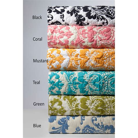 Damask Quilts by Damask Quilt Coral