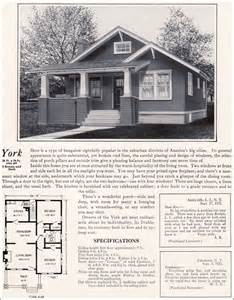 Small Floor Plans Cottages 1920s modern bungalow 1922 york by bennett homes kit