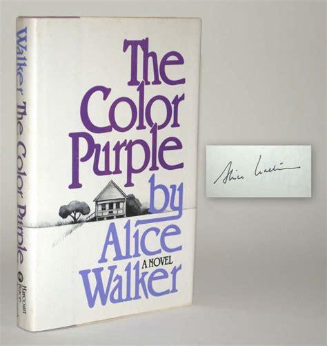 the color purple book length the color purple 1