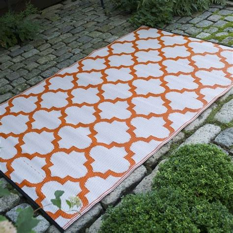 Best Outdoor Rugs Patio Outdoor Plastic Rugs Modern Patio Chicago By Home Infatuation