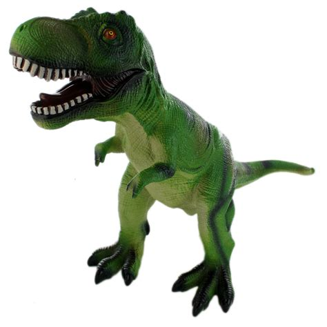 Next Green Dino Large green t rex soft toys at the works