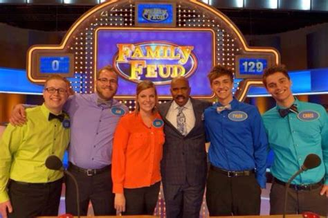 Gamis Family 2015 substitute makes appearance on family feud