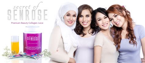 Collagen Secret Of Senrose sos collagen premium collagen juice aromatherapy
