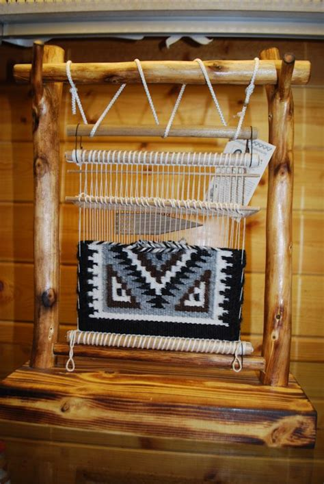 ideas  navajo weaving  pinterest loom