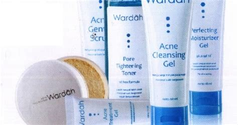 Daftar Harga Rangkaian Wardah Acne Series rangkaian wardah acne series dan harga untuk paketnya