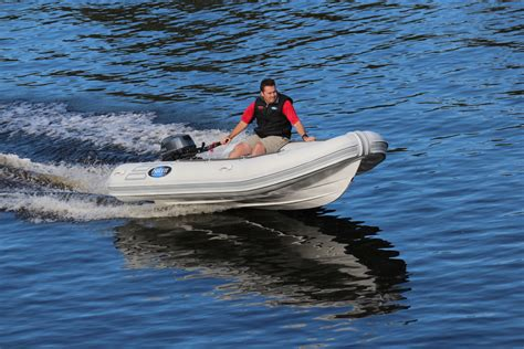 inflatable boat bunnings falcon 390yt rigid hull inflatable boat