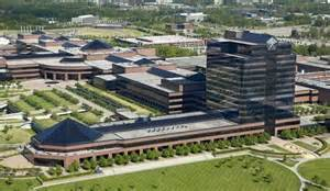Chrysler Tech Center Auburn Mi Largest Building In The Usa College Floor Health