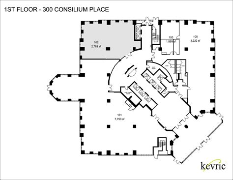 100 Consilium Place 11th Floor - 300 consilium suite 102 consilium place