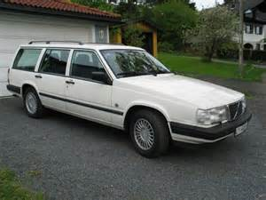 1995 Volvo Station Wagon 1993 Volvo 940 Turbo Wagon Related Infomation