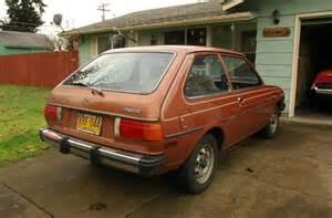 parked cars 1980 mazda glc