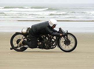 Motorrad Film Sunday by In Pictures The World S Fastest Indian Telegraph