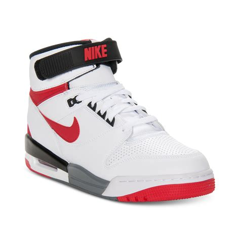 nike revolution basketball shoes nike air revolution basketball sneakers in white for