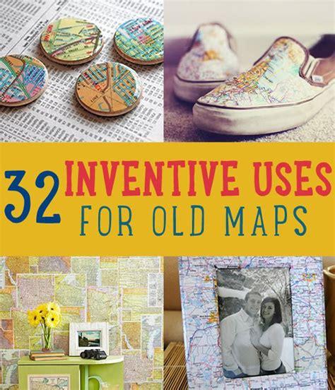 map crafts for 32 inventive ways to repurpose maps diy craft tutorials