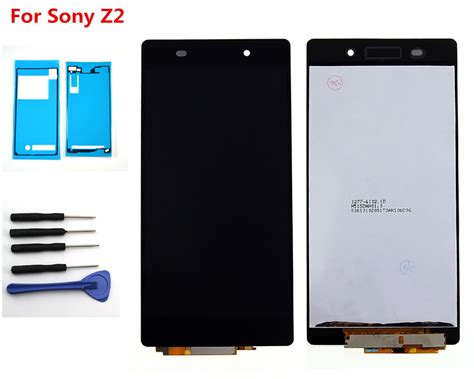 Lcd Sony D6502 D6503 D6505 Xperia Z2 Touchscreen Lcd Display Screen Touch Digitizer For Sony Xperia