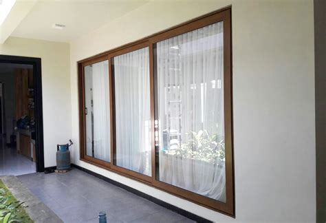 Pintu Sliding harga jendela aluminium sliding jendela geser minimalis
