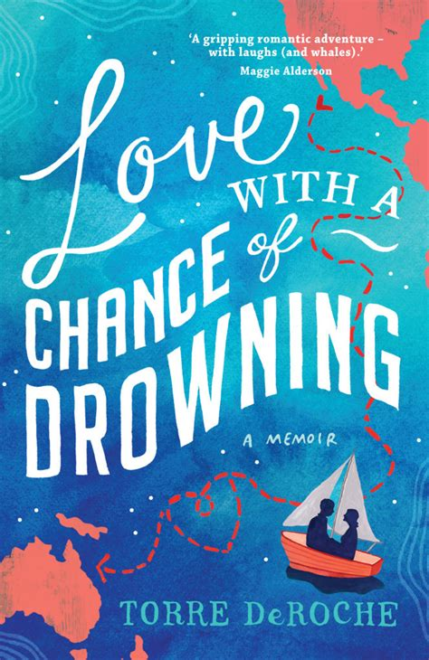 drowning in books with a chance of drowning book review