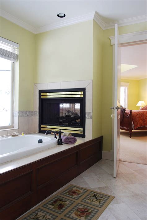 Two Sided by 20 Gorgeous Two Sided Fireplaces For Your Spacious Homes
