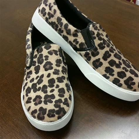 47 arizona jean company shoes leopard cheetah print