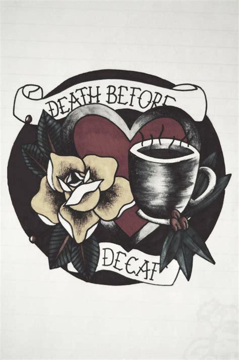 coffee mug tattoo best 25 coffee tattoos ideas on
