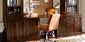 logan home office collection pottery barn