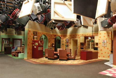Brady Bunch House Floor Plan by These Miniature Tv Show Sets Are Awesome Vocativ