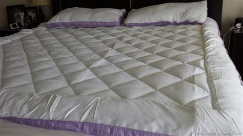 give your bedding an upgrade brylane home fiber bed