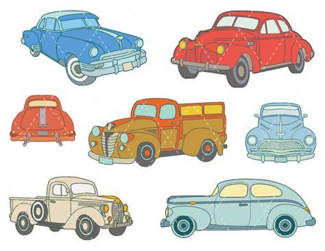 vintage cars clipart digital vintage car clip art antique car clipart retro car