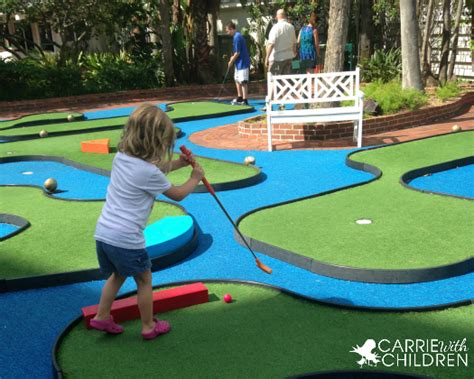 where to put a st tradewinds island resort a love for putt putt golf