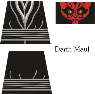 darth maul template all decal requests decal images page 5