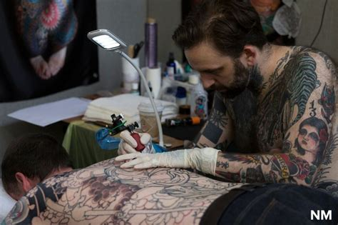 tattoo convention uk bristol tattoo convention 2016 in pictures nine mag