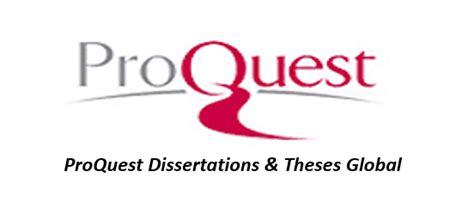 proquest dissertations proquest dissertations theses global knji緇nica