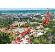 Ferrari Theme Park To Open In Spain  Family Vacation Critic