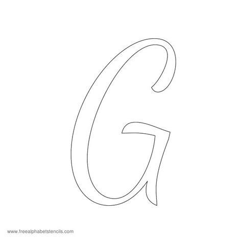 cursive alphabet template images for gt cursive letter g