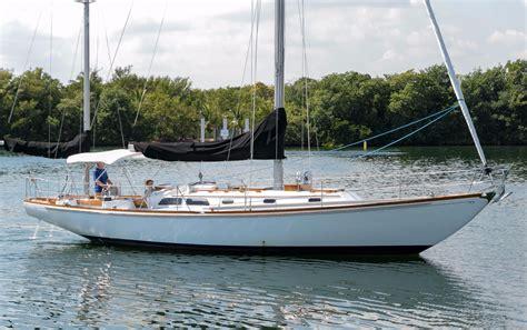 hinckley type boats 1978 used hinckley bermuda 40 mkiii yawl sailboat for sale