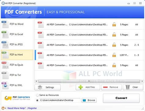 free jpg to pdf converter software for pc all pdf converter review all pc world