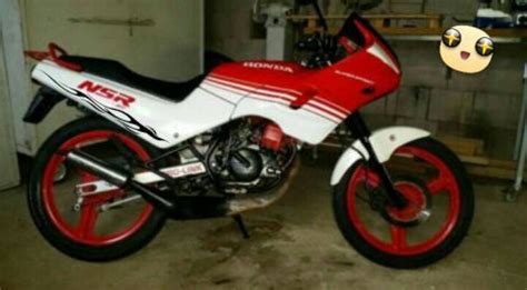 Motorrad 50ccm Gedrosselt by Honda Nsr 50 Ac08 49ccm Quot Entdrosseln Quot Leichtkraftr 228 Der