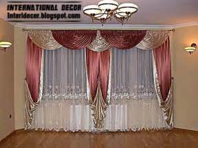 2014 Modern Curtain Fabric Models Design » Home Design 2017
