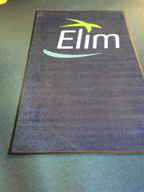 Logo Mats by Carpet Logo Mats Le Graphics