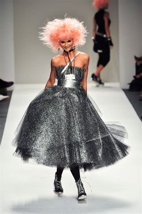 New York Fashion Week Betsey Johnson by Betsey Johnson At New York Fashion Week 2014 Livingly