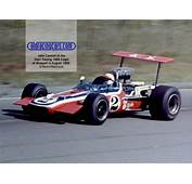 Eagle 1968/69 Formula A Mk 5 Car By Histories