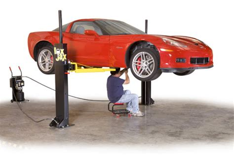 Small Garage Car Lift by Diy Lift Your C5 Without Pucks Page 2 Z06vette
