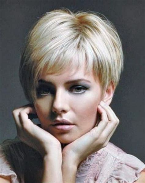 hairstyles for thin hair 60 short hair styles over 60