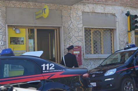 ufficio postale siena rapina all ufficio postale di scarperia via 7mila
