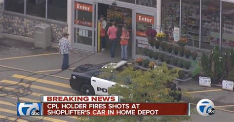 Home Depot Auburn Ny by With Concealed Carry License Shoots At Home Depot