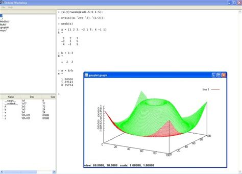 Scientific Computing With Matlab And Octave 1 octave
