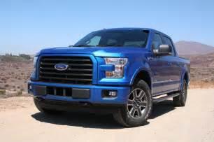 Ford 4x4 2015 Ford F 150 Supercrew Xlt 4x4 2 7l Ecoboost Drive