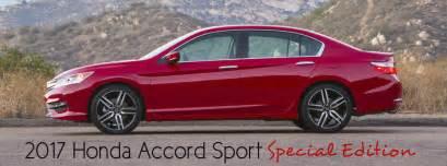 2017 honda accord sedan sport vs accord sedan touring