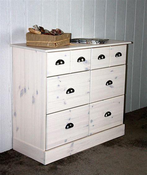 küchenblock mit schubladen kommoden holz weiss innenr 228 ume und m 246 bel ideen